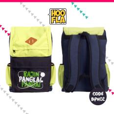 Tas Anak Lucu Branded Murah (Hoofla Kids) | Bph 02 - Rajin Pangkal Pandai