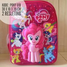 Harga Tas Anak Tk Tas Ransel Anak Tas Sekolah Anak Little Pony Kode 018 Online Indonesia