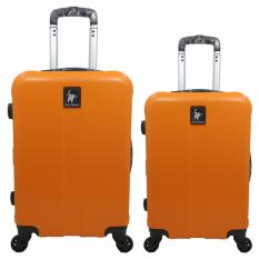 Harga Tas Koper Polo Milano Fiber Abs Hc28116 Size 20 Dan 24 Orange Polo Milano Ori