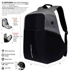 Spesifikasi Tas Laptop Anti Maling Usb Charger Carion Beserta Harganya
