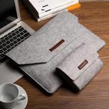 Miliki Segera Tas Laptop Simply Woolen Felt Macbook Sleeve Softcase For Macbook 11 Inch Grey