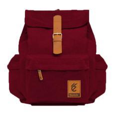 Ulasan Lengkap Tentang Tas Punggung Backpack Rucksack Ransel Tas Laptop 12 Inch Canvas Denim 8 Liter Pria Wanita