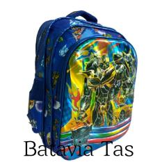Tas Ransel Alto Kids Musika Lampu BAT-01 + Waterproof + Anti gores