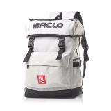 Review Inficlo Tas Ransel Backpack Laptop Unisex Pria Wanita Murah Original Terbaru