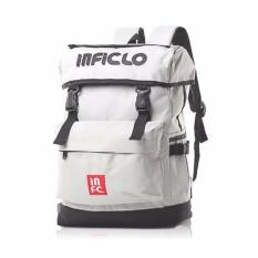 Harga Inficlo Tas Ransel Backpack Laptop Unisex Pria Wanita Murah Original Yang Bagus