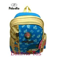 Tas Ransel Kids Palo Alto Bat-5c + Waterproof Raincover
