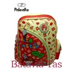 Tas Ransel Kids Palo Alto Bat-9a + Waterproof Raincover