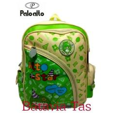 Tas Ransel Kids Palo Alto Bat-9b + Waterproof Raincover