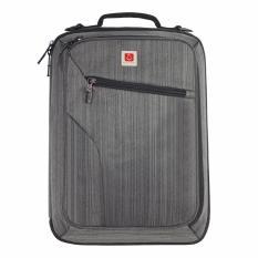 Review Tas Ransel Laptop Trifungsi Laptop Bag Unisex 33001A Di Jawa Barat