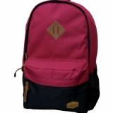 Harga Tas Ransel Backpack Ea Merah Maroon Hitam Ea Ori