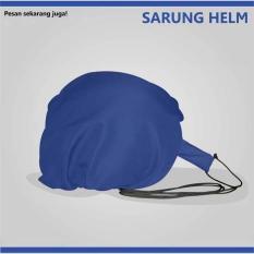 Tas Sarung Helm Anti Air - Biru