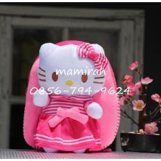 Katalog Tas Sekolah Anak Karakter Boneka Putri Hello Kitty Boneka Timbul Terbaru