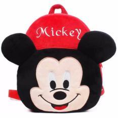 Tas Sekolah Anak Karakter Kartun Mickey Mouse