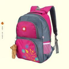 Tas Sekolah Anak SD Perempuan Murah CAI 025-362 Pink Kombinasi