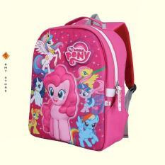 Tas Sekolah Anak Perempuan Motif Timbul CMD 279-375 Pink