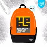 Review Tas Sekolah Ransel Anak Sd Bag Backpack Back Pack Muslim Kids Muhammad S Followers Multi Di Jawa Tengah