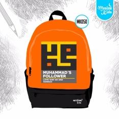 Jual Tas Sekolah Ransel Anak Sd Bag Backpack Back Pack Muslim Kids Muhammad S Followers Termurah