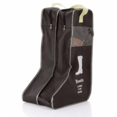 Jual Tas Sepatu Boots Anti Debu Tempat Simpan Sepatu Long Boot Cover Bag Hak Tinggi High Heels Tinggi Satu Set