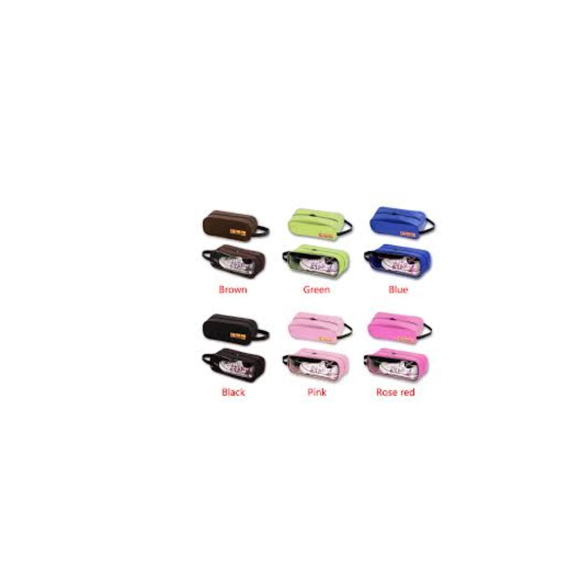 Pencarian Termurah Tas Sepatu Olahraga Fitness Gym Sport Shoes Bag Organizer - HIJAU harga penawaran - Hanya Rp41.100