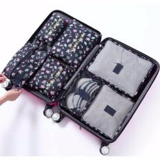 Toko Tas Travel Kecil Tas Travel Besar Travel Bag Jinjing Tas Traveling Traveling Bag Bag In Bag Korean Bag In Bag Korean Bag In Bag Organizer Travel Bag In Bag Bag In Bags Dual Bag In Bag Navy 1 Set Isi 7 Pcs Termurah Di Dki Jakarta