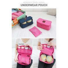 Review Terbaik Tas Untuk Pakaian Dalam Underware Pouch Random Color