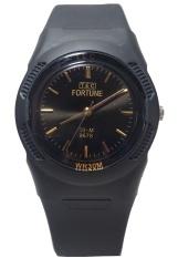 Review Toko Tech Fortune 9678 Jam Tangan Pria Black Resin