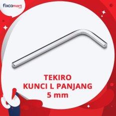 Tekiro Kunci L Panjang 5 mm / Hex Key Long