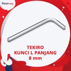 Tekiro Kunci L Panjang 8 mm / Hex Key Long