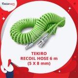 Daftar Harga Tekiro Recoil Hose 6 M 5X8 Mm Selang Kompresor Tekiro