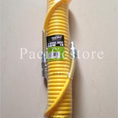 Situs Review Tekiro Selang Kompresor Selang Recoil Angin Kuning Hijau 6 Meter