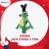 Harga Tekiro Tahana Dongkrak 3 Ton Jack Stand Merk Tekiro