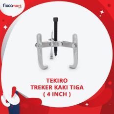Review Toko Tekiro Treker Kaki Tiga 4 Inch Tekiro Three Arm Puller Online