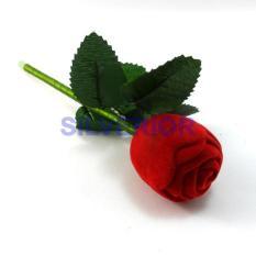 Dimana Beli Tempat Cincin Bentuk Bunga Mawar Kotak Cincin Unik Multi