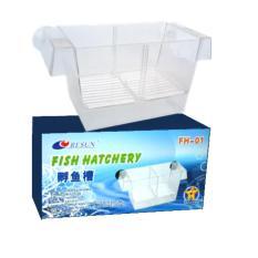 Beli Tempat Kotak Ikan Resun Fish Hatchery Box Container Betta Tank Cupang Ikan Kecil Dll Resun