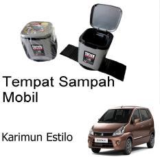 Tempat / Tong Sampah Kecil Mobil Karimun Estilo