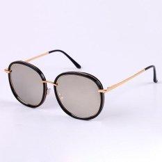 Ten-Stellar 2017 new Korea V brand Mad Crush sunglasses, GM sunglasses men and women outdoor fashion glasses round box new
