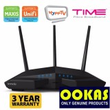 Toko Tenda Ac1900 Wifi Gigabit Wireless Router Ac18 Unifi Maxis Time Fiber Intl Lengkap Di Tiongkok