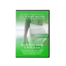 Harga Terapi Musik Natural Slim Program Langsing Alami Original