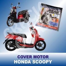 TERBARU Cover/Selimut/Penutup Body Motor Luxury & Stylish Scoopy