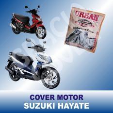 TERBARU Cover/Selimut/Penutup Body Motor Luxury & Stylish Suzuki Hayate