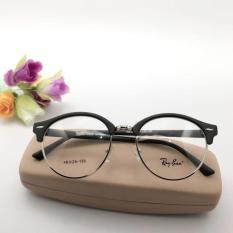 Terbaru Frame Kacamata Minus Fashion Bd 6424 Bulat Pria Wanita Leopard -  Kdstr 76a4676c86