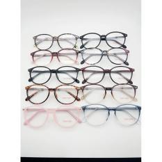 Terbaru Frame Kacamata Minus Tom Ford 8108 Pria Wanita Hitam Kilap - Kdstr