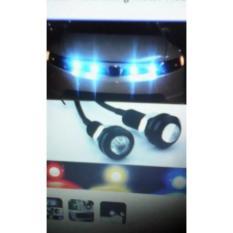 TERBARU Lampu LED Mata Elang Motor Dan Mobil Aksesoris