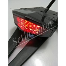 Beli Terbaru Lampu Stop Klx Kawasaki Stoplamp Kawasaki Klx 150 3 In 1 Lengkap