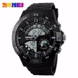 Harga Terlaris Skmei Casio Men Sport Led Watch Water Resistant 50M Ad1110 Jam Tangan Kasio Analog Digital Pria Cowo Cowok Lelaki Laki Laki Man Men Waterproof Anti Air 50 M Meter Black Hitam Gray Abu Abu Blue Biru Red Merah Original Skmei Asli