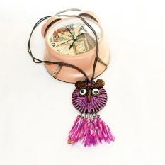 TERLARIS.Rugi kalau tidak memilikinya. Kalung Kayu Murah dari perajin yogya warna etnik kayu  16