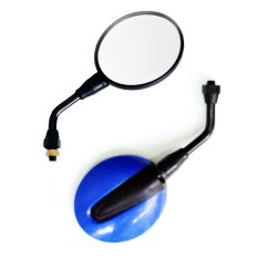 Harga Tgp Spion Kaca Cembung Yamaha Model Elipso Biru New