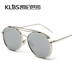 The Explosion of Fashion Sunglasses Sunglasses with 649 Thick BigStar with a Color Film Sunglasses