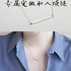 Produk Baru Tersedia Di Pasaran Wanita Dalam Periode Jurasik Park Bersama Gaya 14 K Adalah beberapa Apa Kata Panjang Kunci Tulang Rantai Kalung Wanita-Internasional