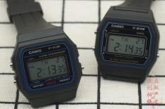 Positif Artikel Jepang Casio Casio Menghidupkan Kebiasaan Lama Elektronik Jam Tangan WS F-91s/Malam F-84s Ringan Mahasiswa Jam Tangan pria dan Wanita-Internasional
